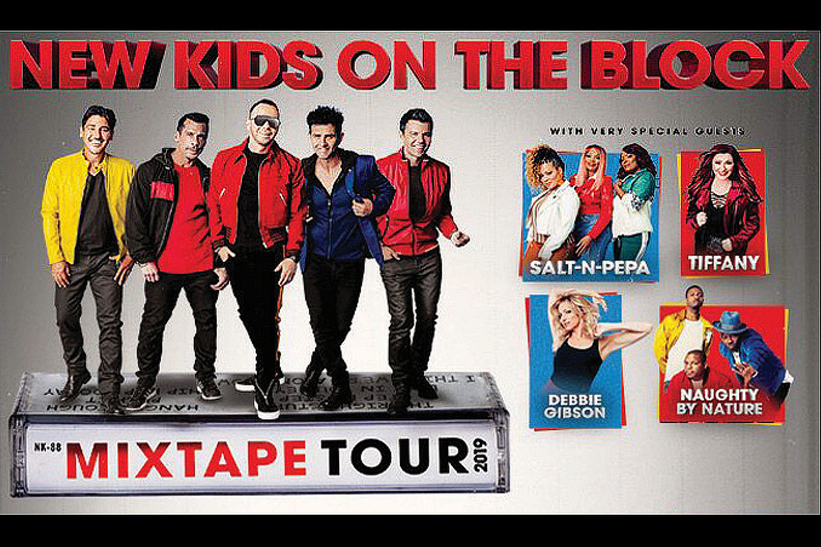 New Kids On The Block Coming To Idaho In 2019