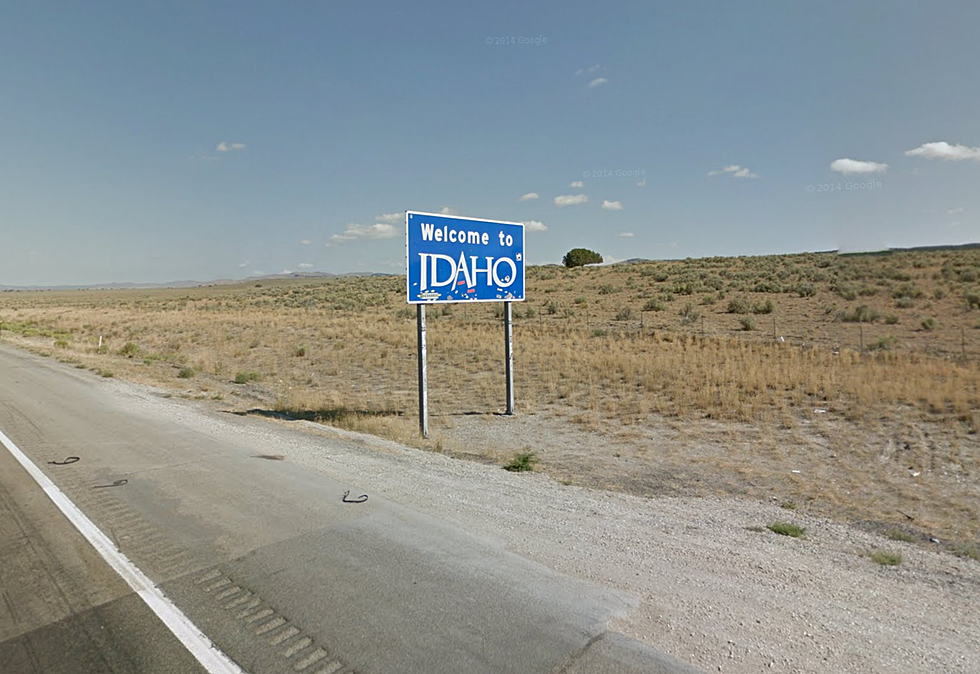 Mystery Man is Welcoming People to Idaho on Google Maps