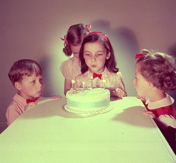 Birthday School Paddling