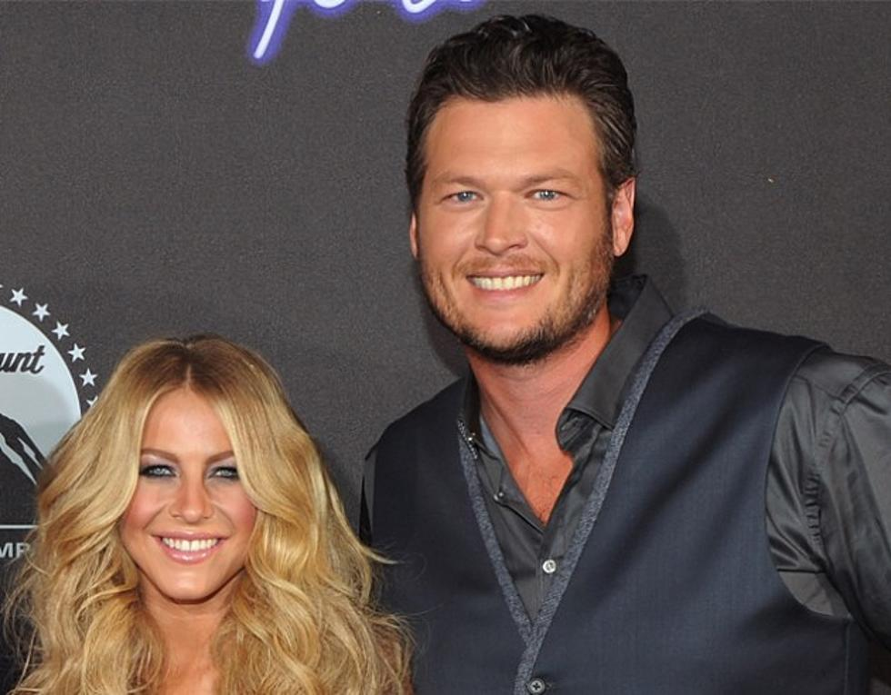 Remember When Blake Shelton And Julianne Hough Were