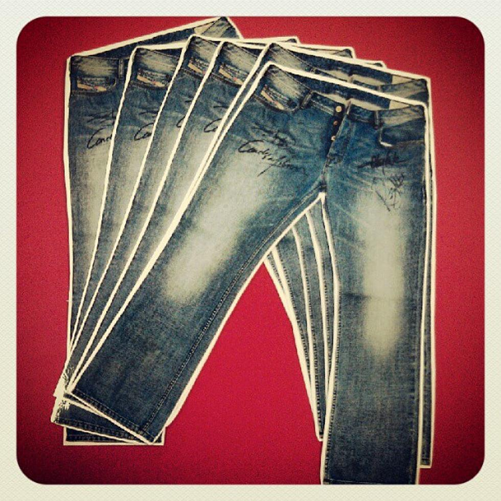 Download Your Own Pair of Toby's Jeans!