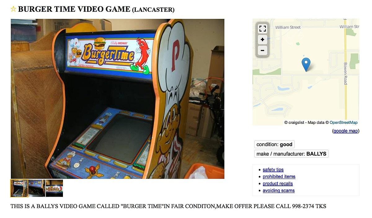 Free Things on Buffalo Craigslist You Can Actually Use