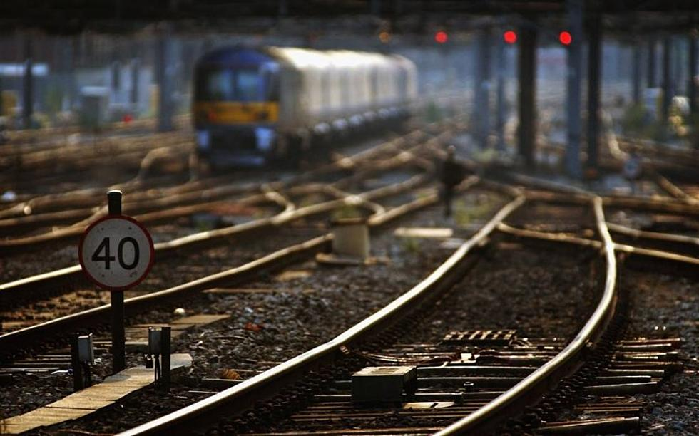 Woman Hit By Train in Buffalo Overnight