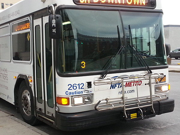Metro Bus Makes Numerous Schedule Changes