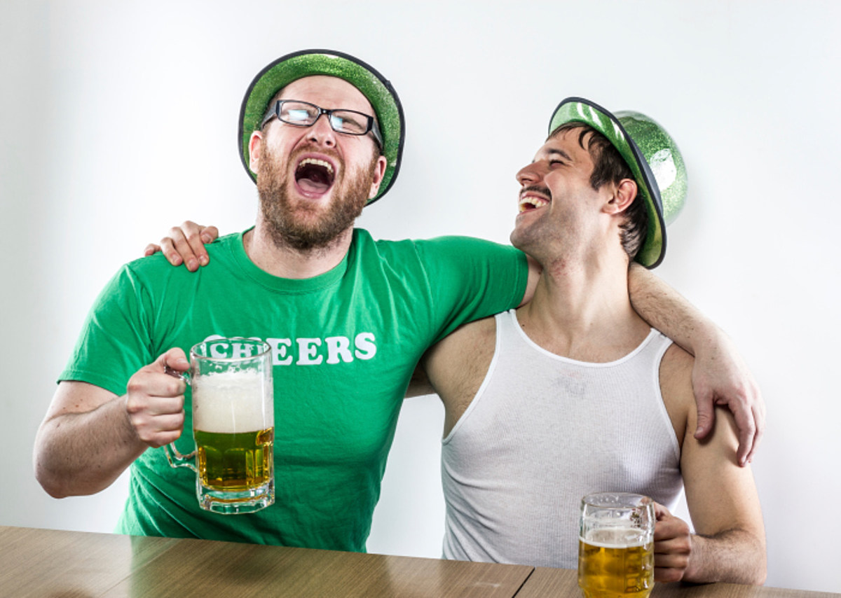 Get Paid To Take Off St. Patrick's Day And Drink