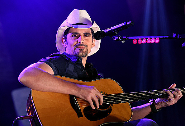 Brad Paisley And His Band Will Take The Stage Tomorrow Night