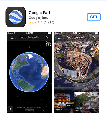 See WNY + The World Through The New Google Earth 3D