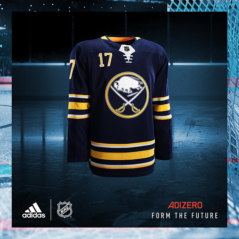 big sale fabc8 89df4 Can You See the Difference in the New Buffalo Sabres Jersey?