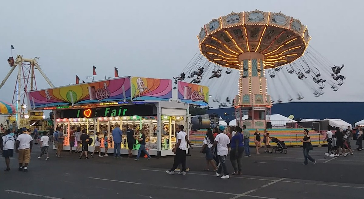 20 New Foods at The Erie County Fair This Year: These Sound Amazing