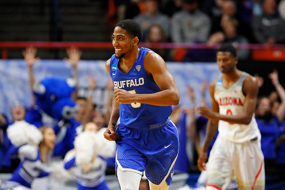 lowest price 0e55a 04e26 The UB Men's Basketball Team Is Still Rising In The AP Top 25