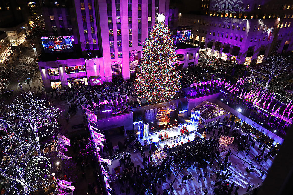 Rockefeller Christmas Tree 2019.Christmas Tree At Rockefeller Center To Be Used For New Homes