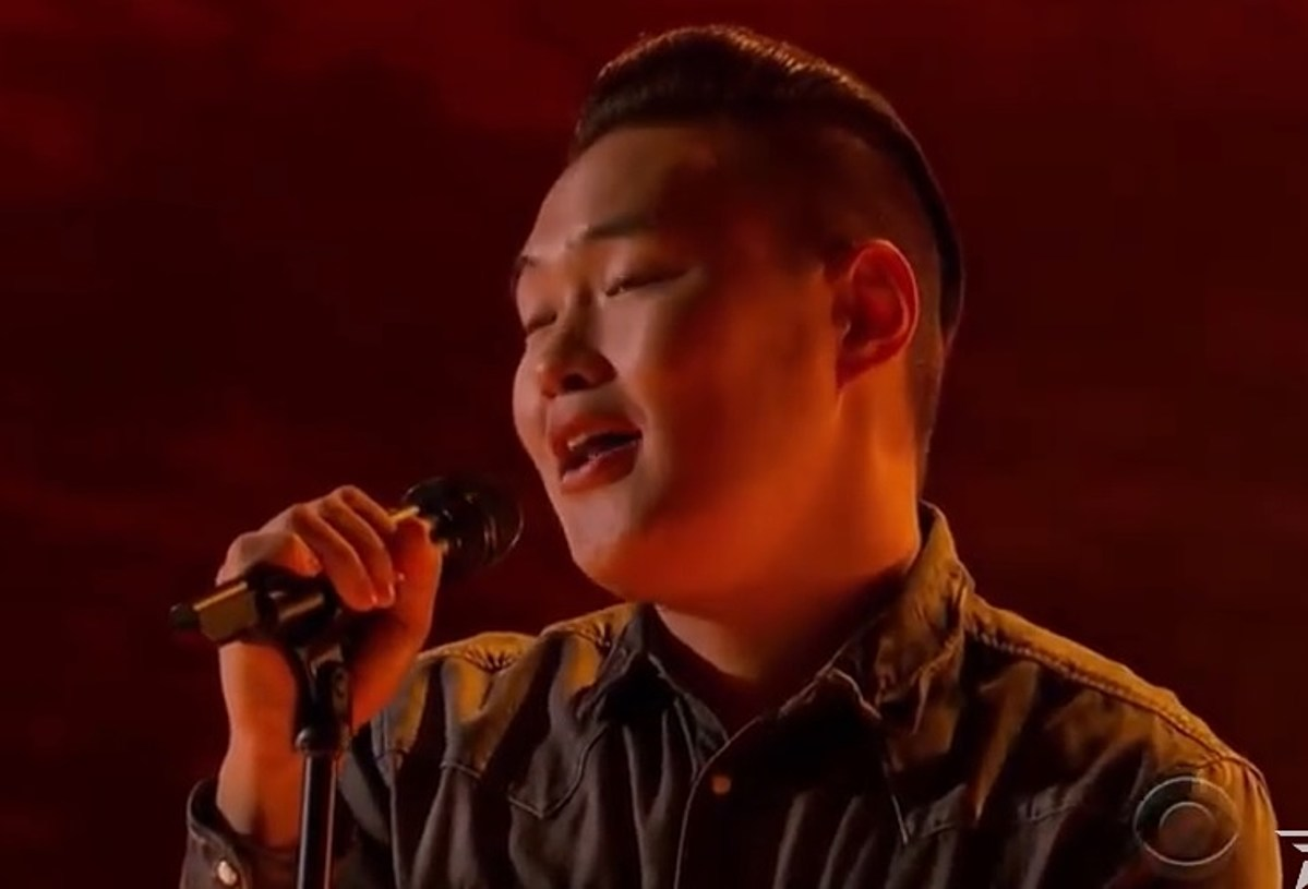 Mongolian Singer Nails A Classic Country Song - Stunning