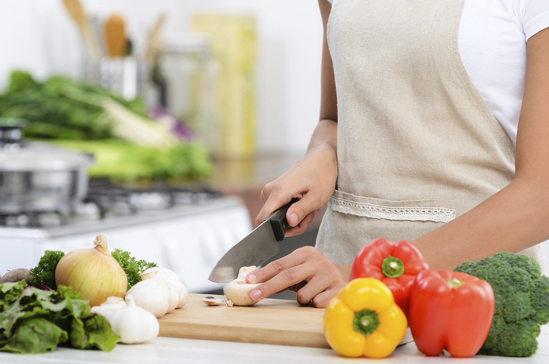 Are People Really Washing Their Veggies With Bleach?