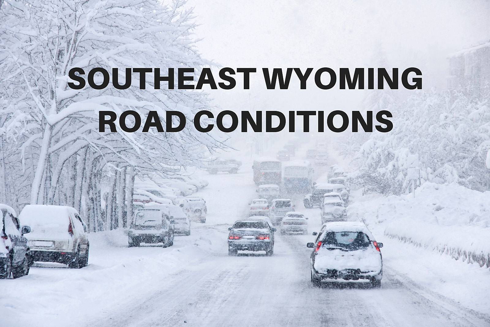 Wyoming Road Conditions - KGAB AM 650
