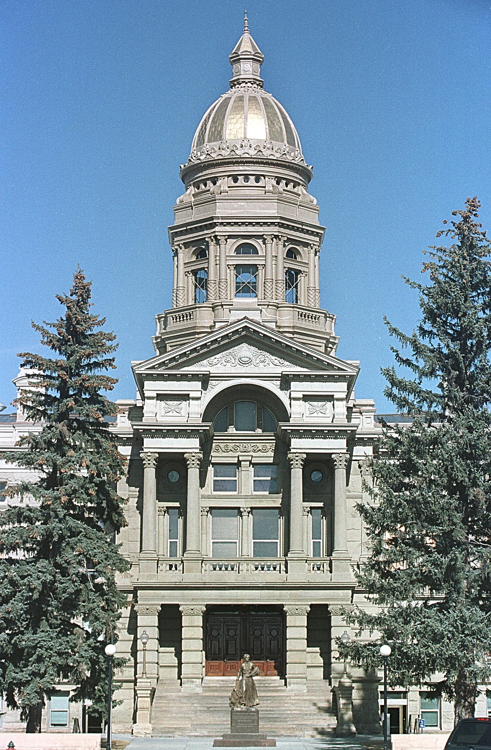 Wyoming Capitol Needs Up To $60-Million In Updates