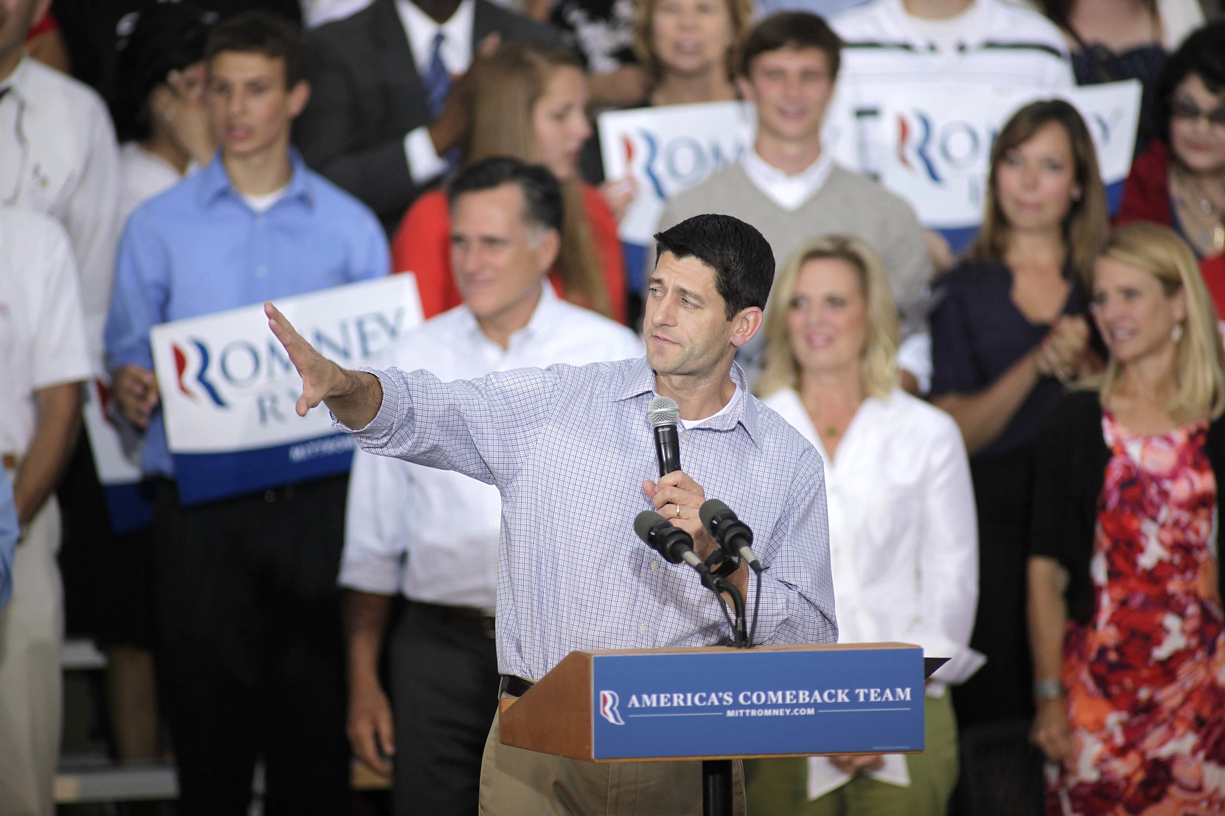 Paul Ryan Will Not Run Again