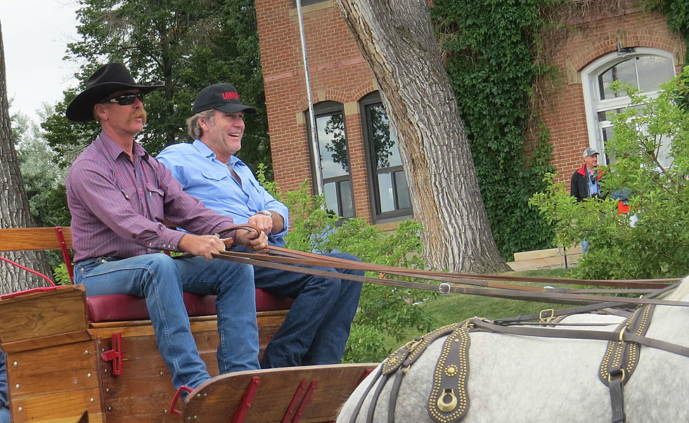 Longmire Days Rolls Into Buffalo, Known This Weekend As