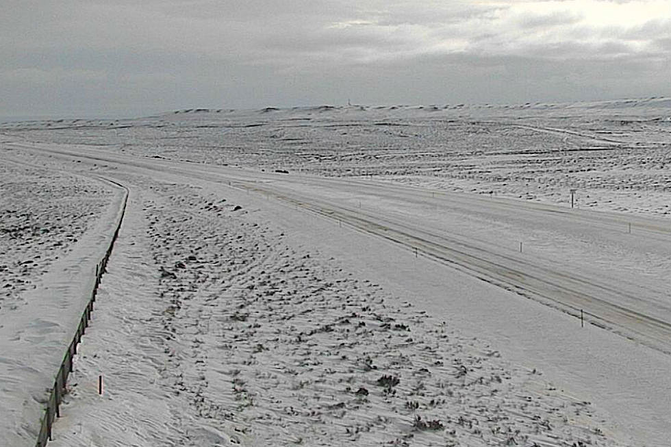 Road closure i 80 east wyoming