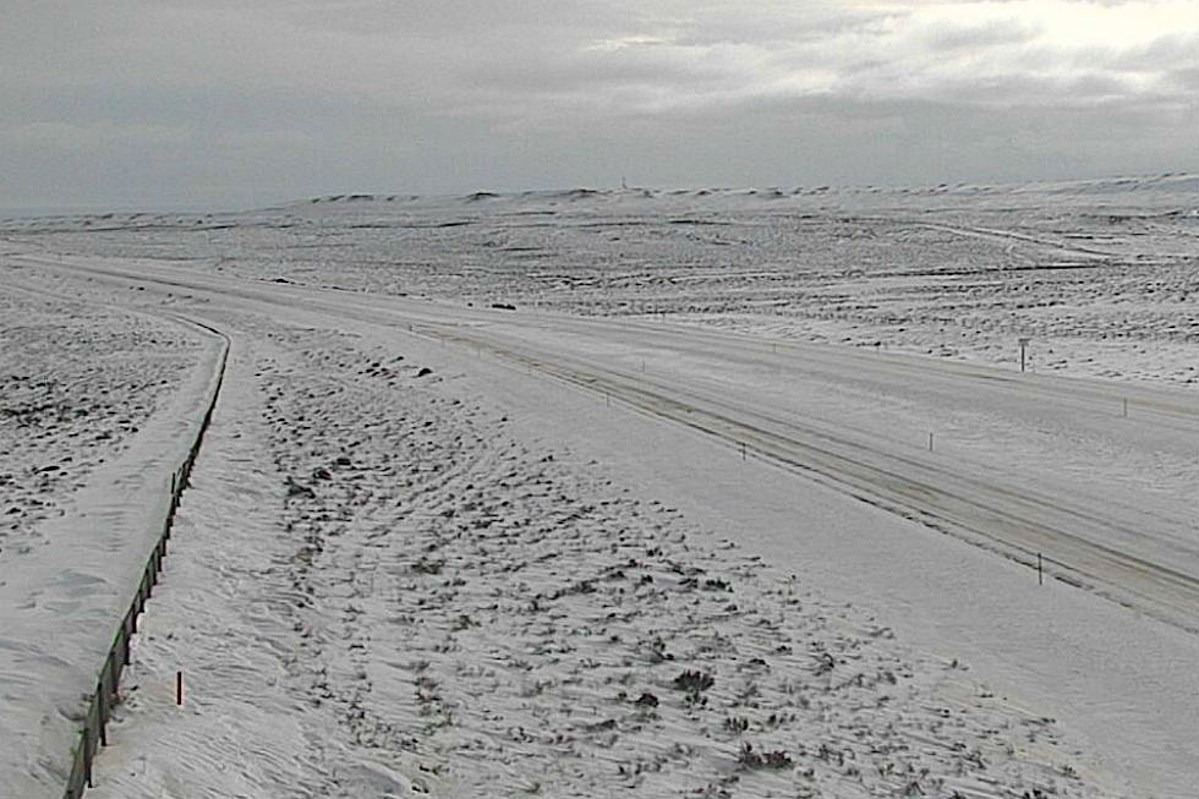 Much of I-80 in Southern Wyoming to Stay Closed Most of Thursday