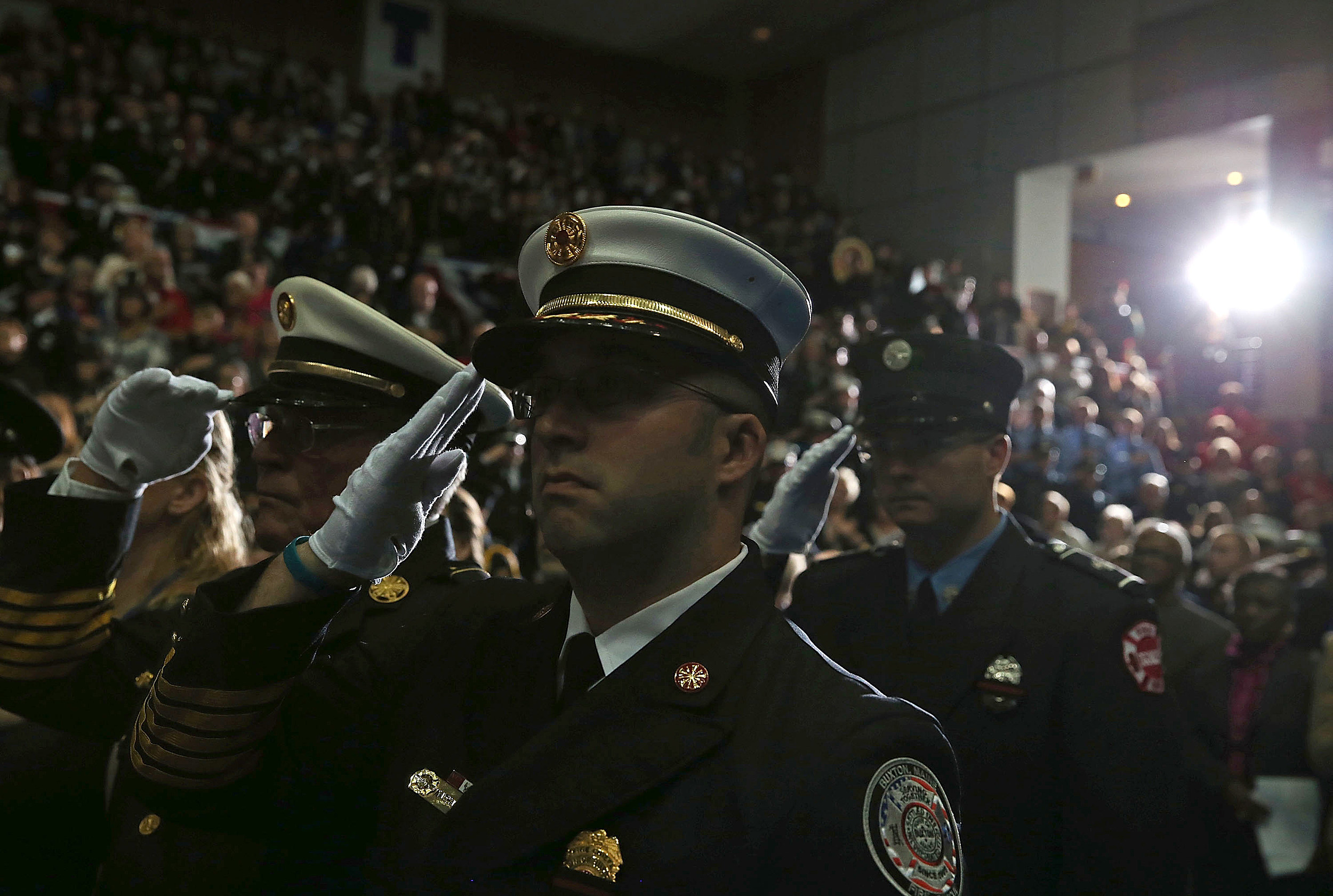 Wyoming Legislature Considering How to Address Firefighter Pension