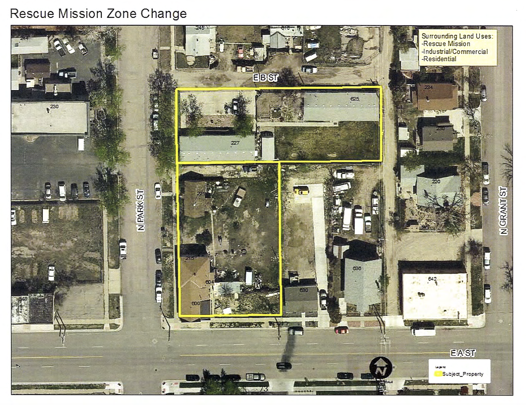 Casper City Council Gives Initial OK to Rezone Land for Mission
