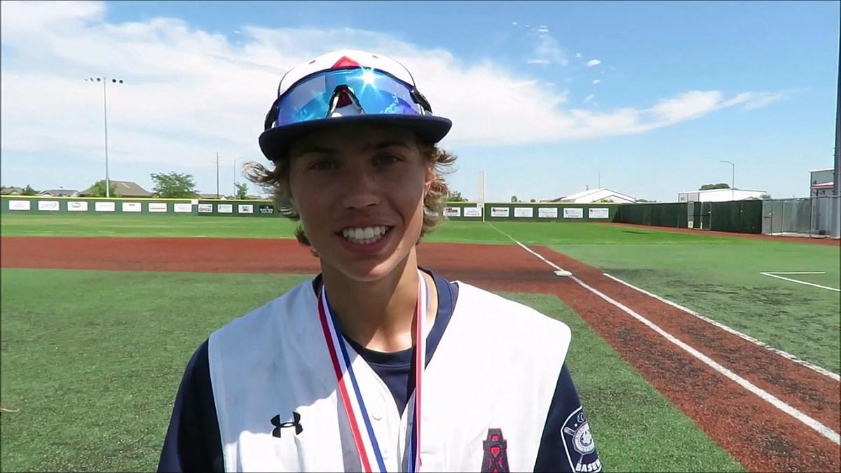 Carter Young Signs Baseball NLI with Grand Canyon - K2 Radio