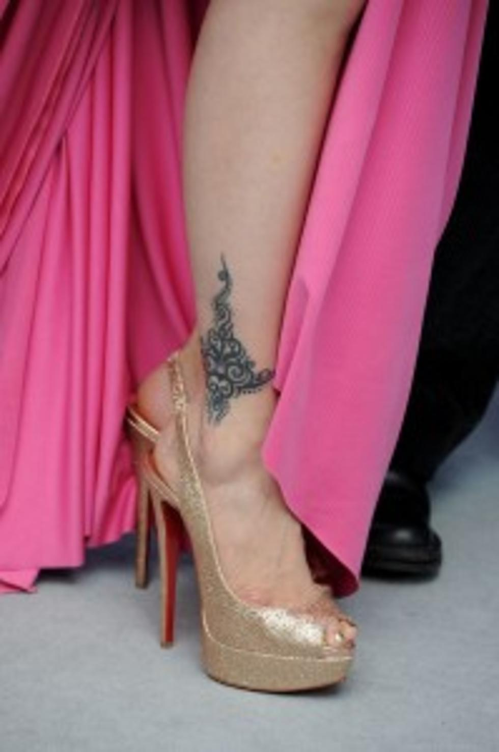 Woman sexiest place tattoo to for a a get 7 Places