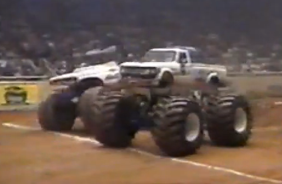 Check Out These Retro Casper Monster Truck Videos