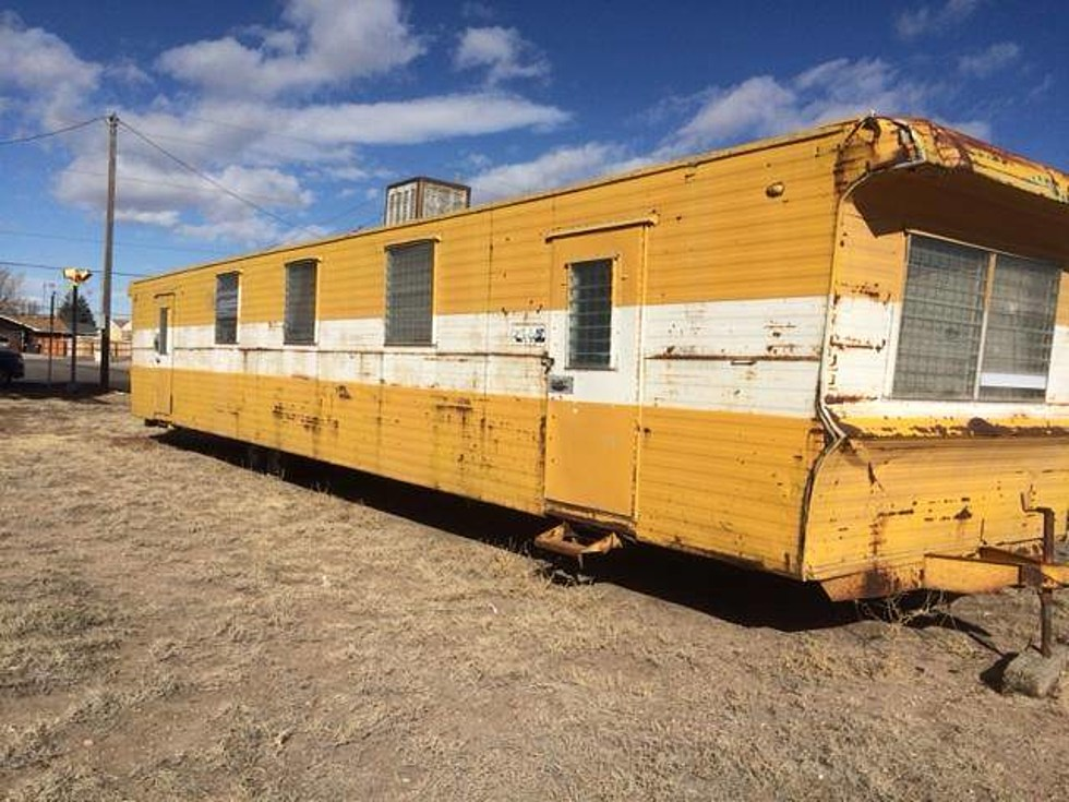Wow Vintage 1959 Mobile Home Is Free On Wyoming Craigslist