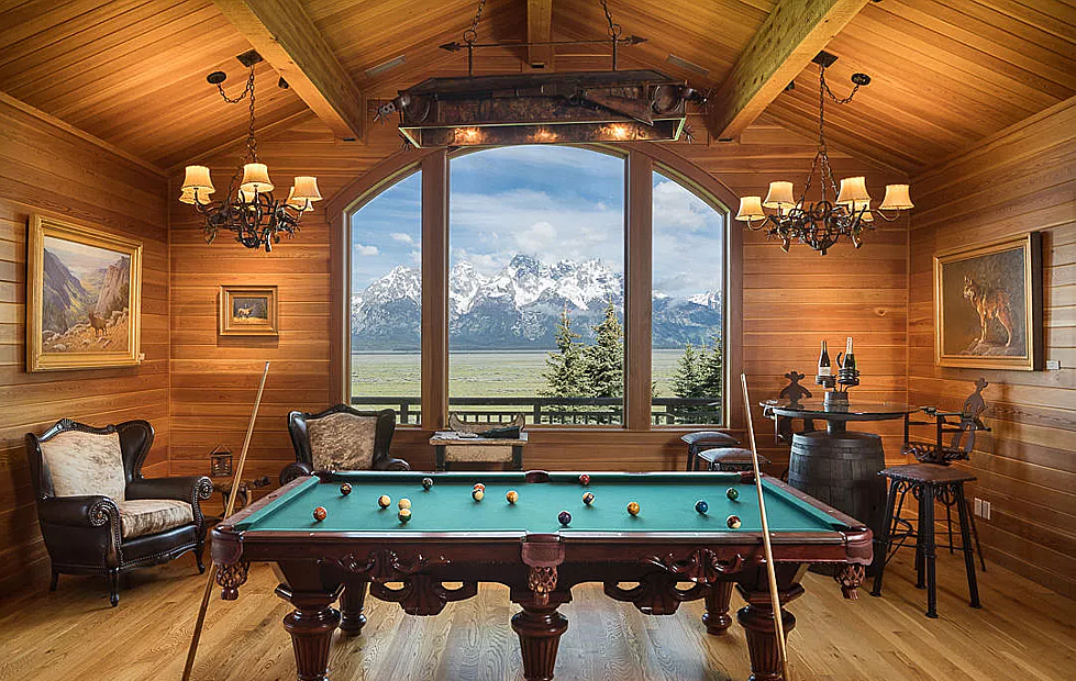 The Ultimate Teton Mansion is Now Available - But It'll Cost Ya