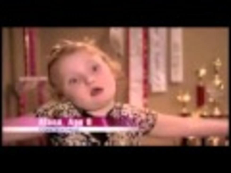 Six Year Old Pageant Beauty Alana Will Make You Laugh [Video]