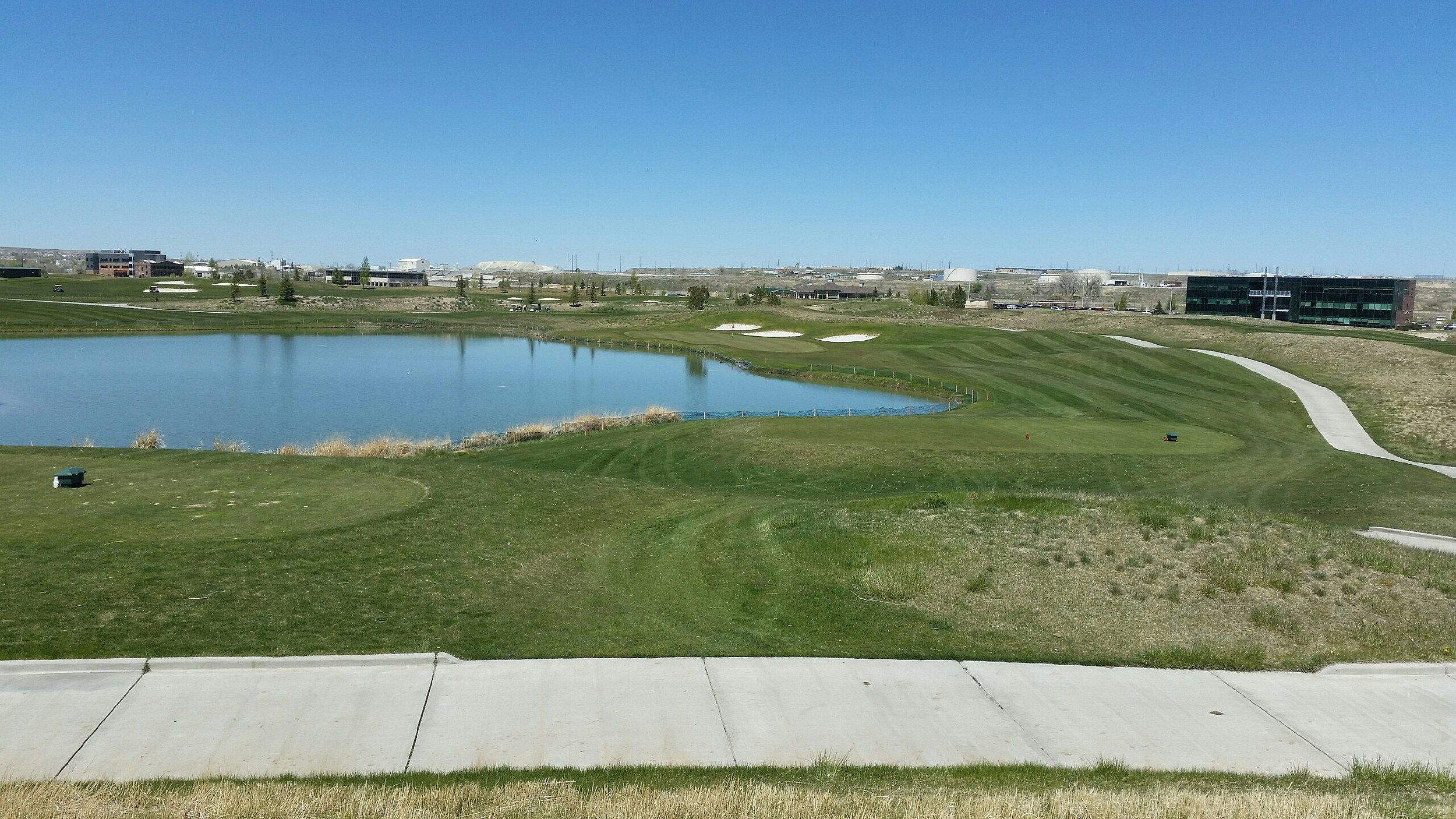 Three Crowns Named #2 Golf Course in Wyoming