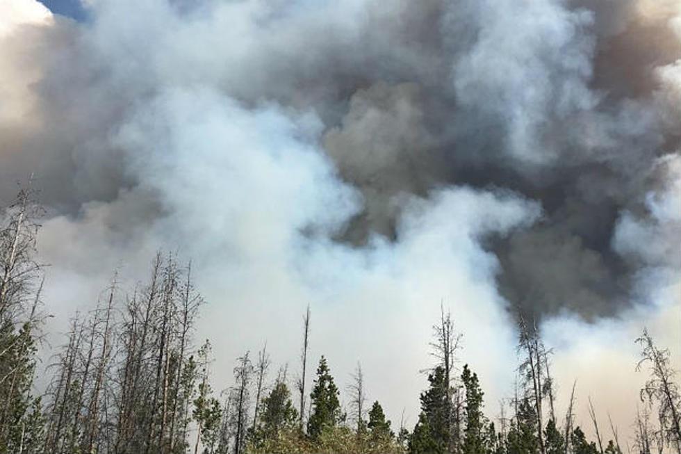 Mandatory Evacuations Ordered as Beaver Creek Fire Grows to