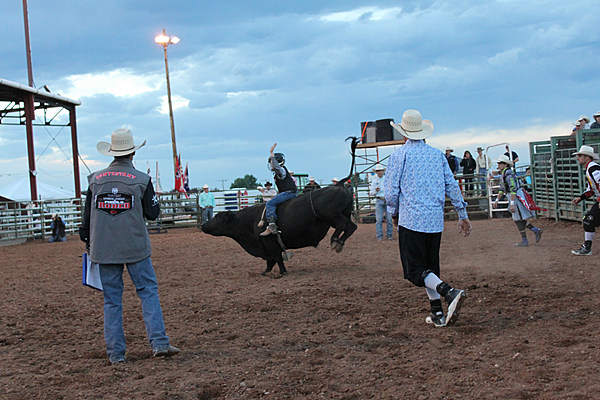 Jubilee Days Junior Bull Riding Starts Busy Time At The