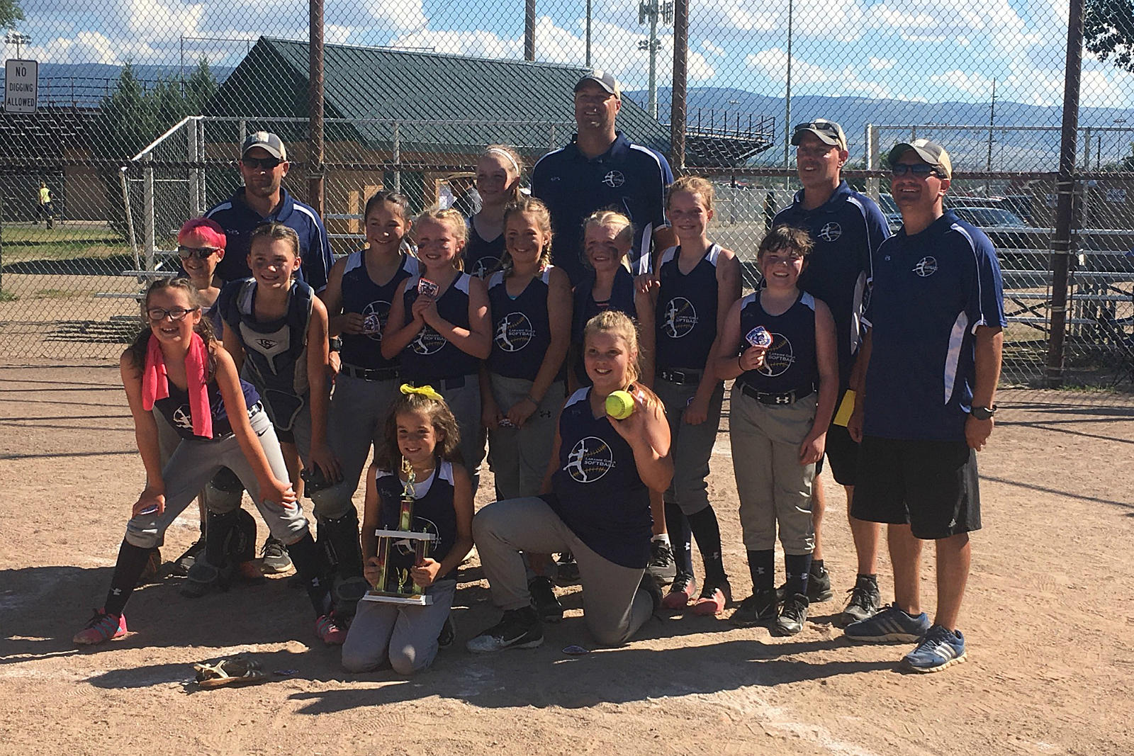 Laramie Wins Two Titles At Fastpitch Softball State Tournament