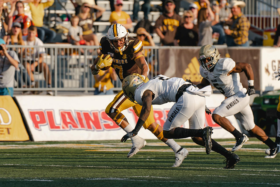 Wyoming Fills Football Schedule Hole with UConn in 2021