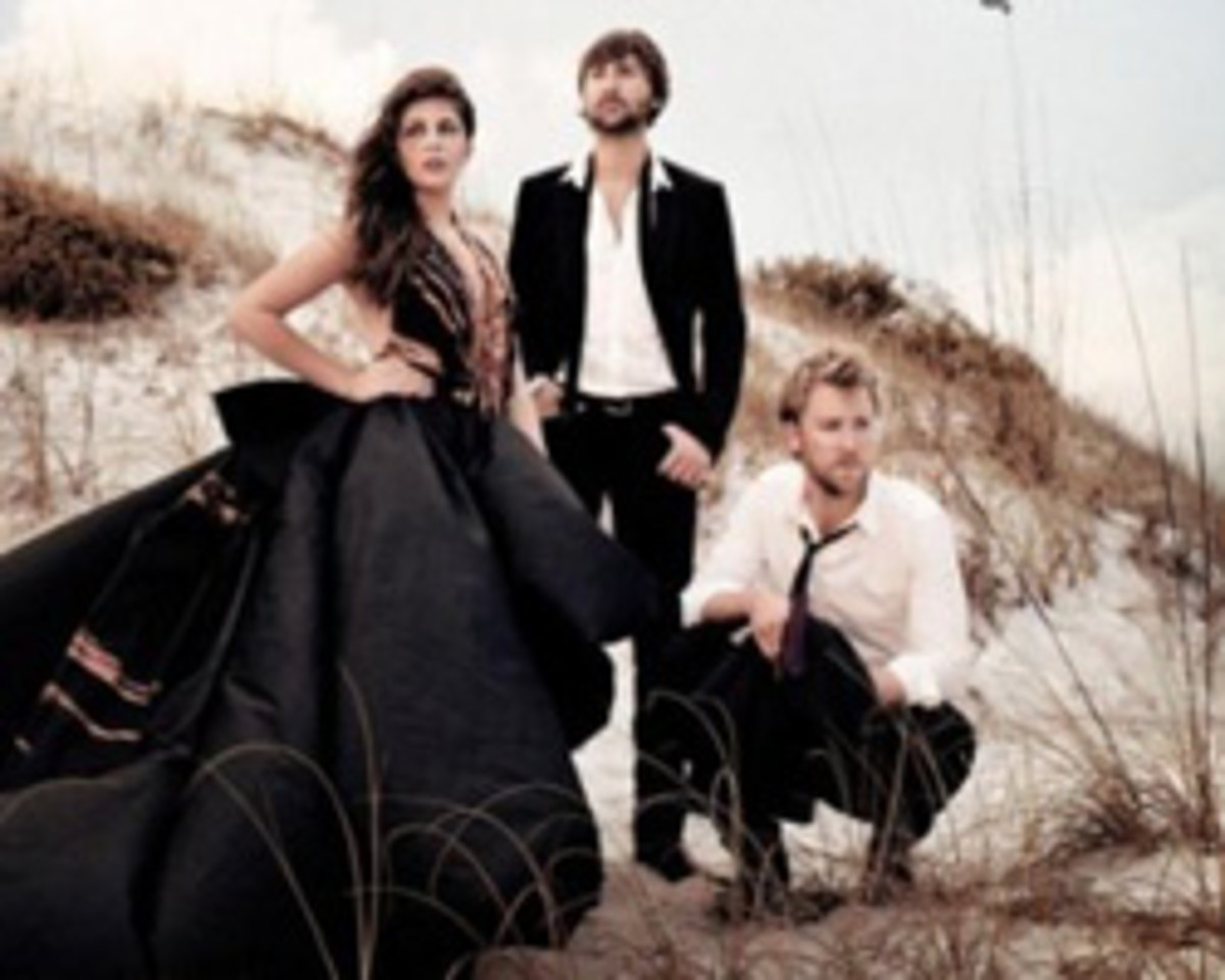 Lady Antebellum Works with Spotify and Pandora to Promote New Album, 'Own the Night'