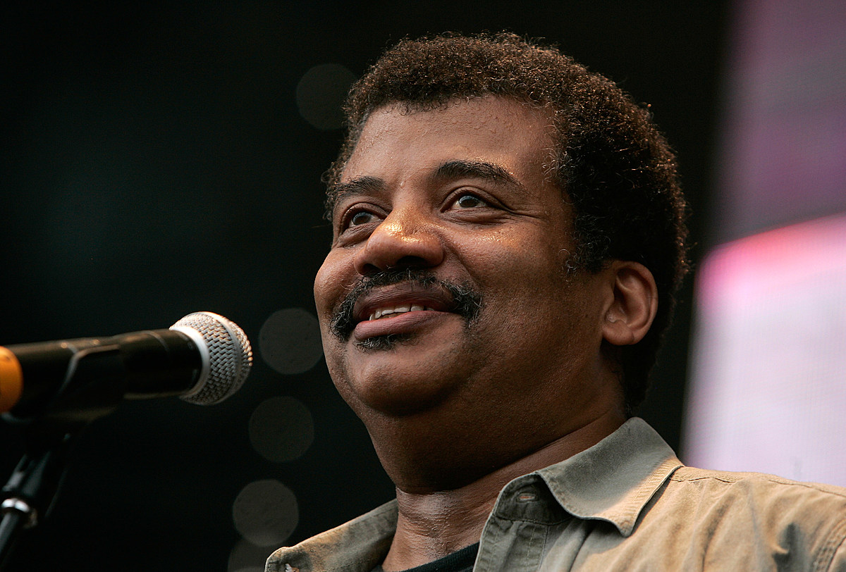 Host of Cosmos/Astrophysicists Neil deGrasse Tyson Sounds