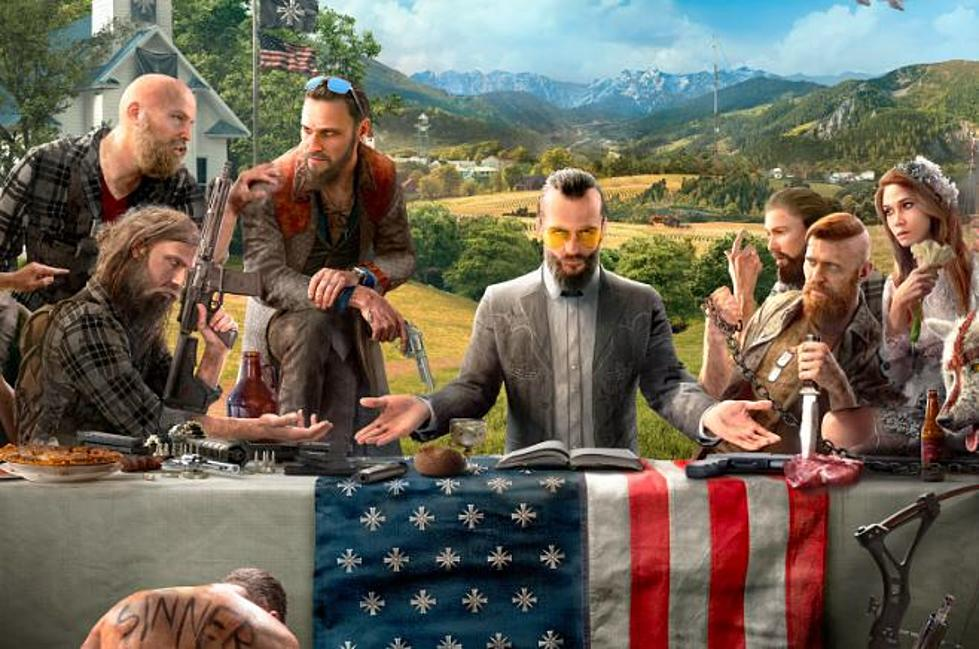 Hope County Montana Far Cry 5 Release Date Is Here