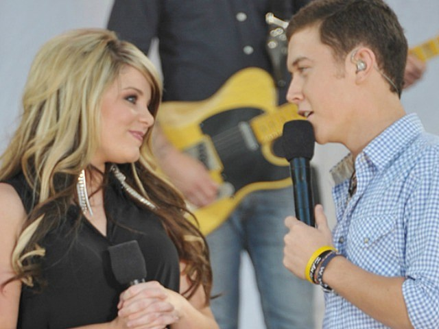 lauren alaina and scotty mccreery dating 2012