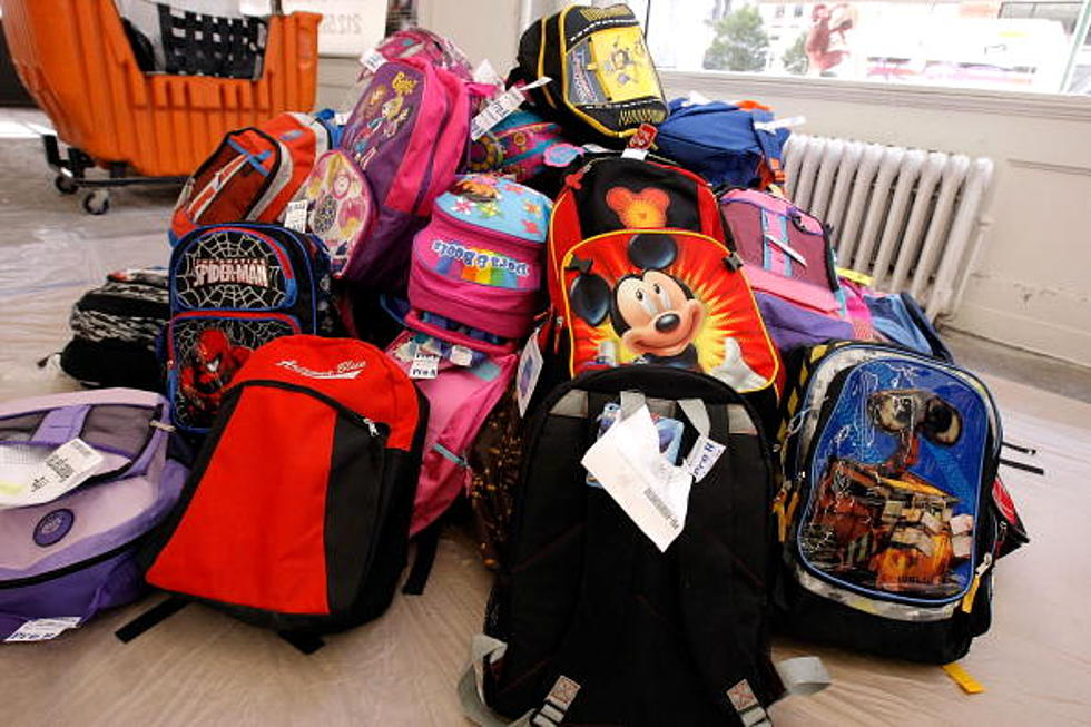 Free backpacks full of school supplies from Cellular Plus