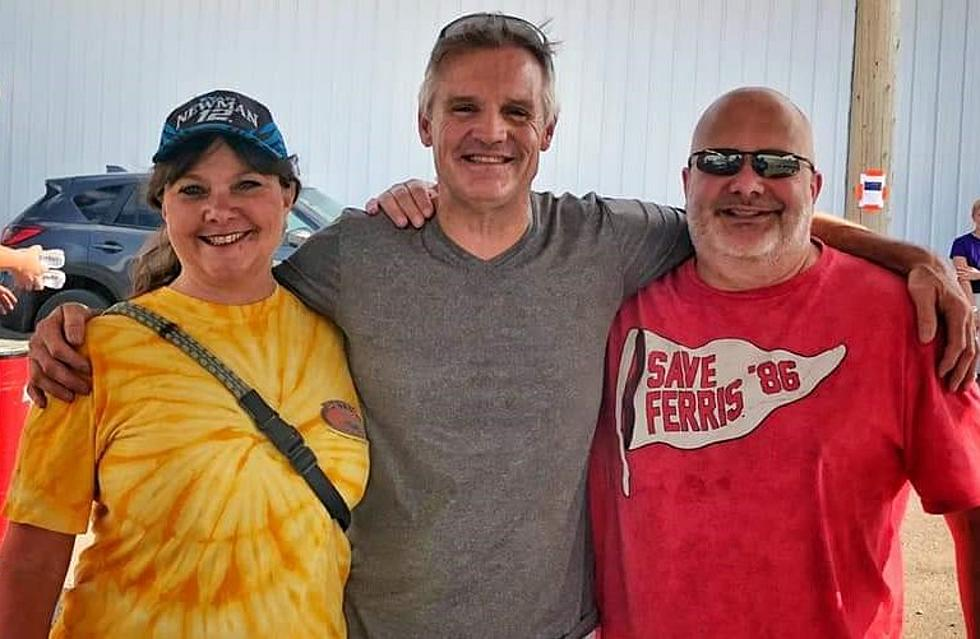 Hanging With Former Nascar Driver Kenny Wallace See more of kenny wallace (official page) on facebook. cat country 102 9