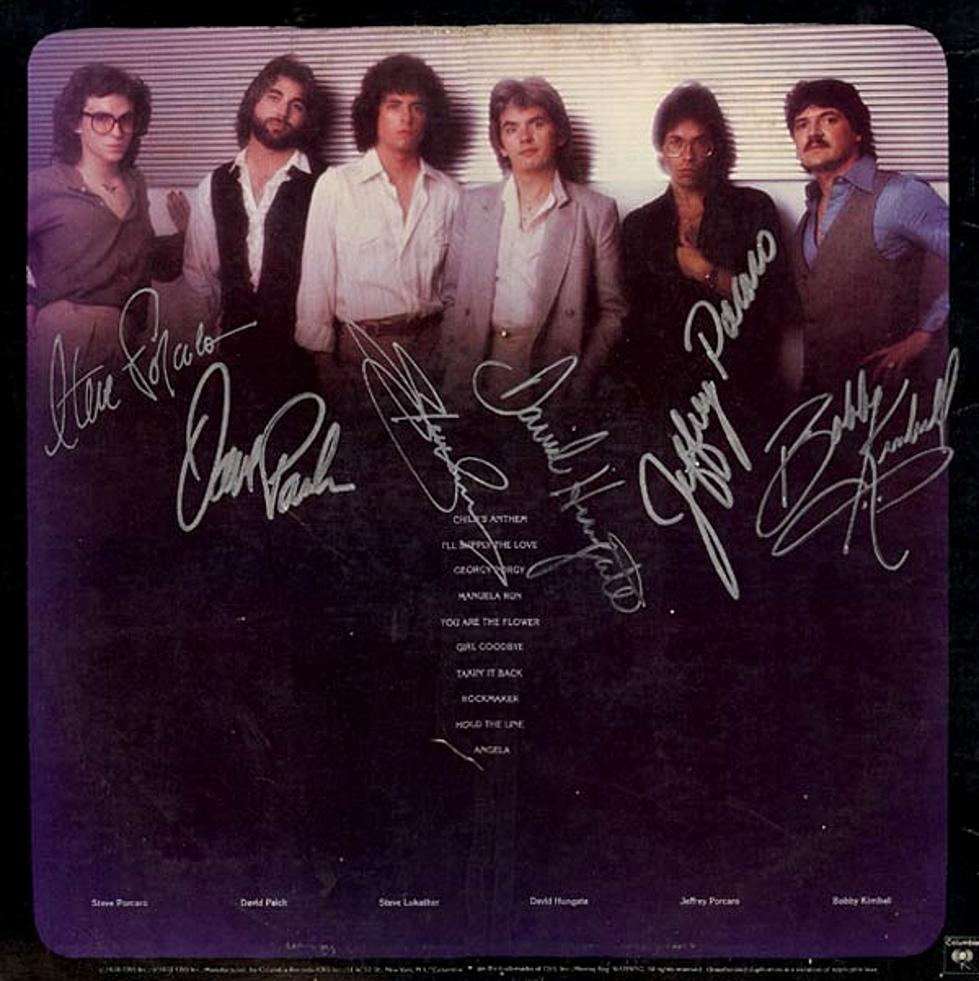 """Georgy Porgy"""" By Toto Featuring Cheryl Lynn-Today's One Hit"""