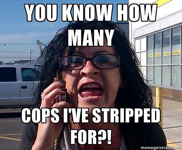 10 Racist Tweets From A Racist Stripper Janelle Ambrosia