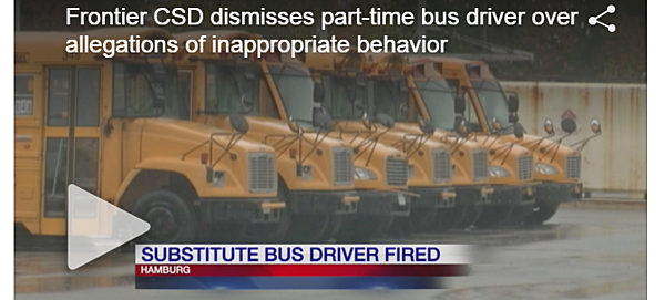 Buffalo School Bus Driver Fired After Sharing Sex Video-1866