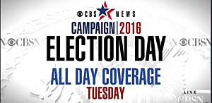 Election Day 2016 Live Streaming Coverage!