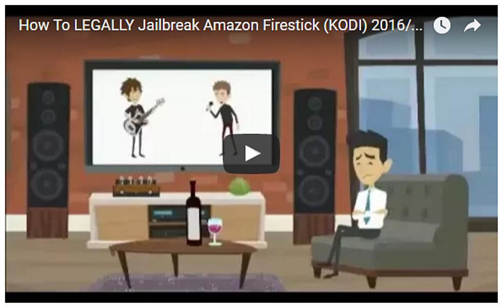 Amazon Firestick   Is It Illegal to Jailbreak an Amazon