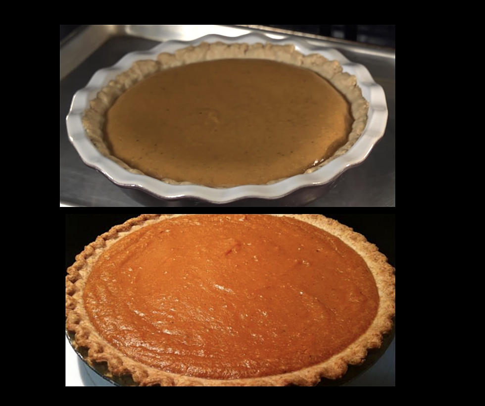 Poll Pumpkin Or Sweet Potato Pie