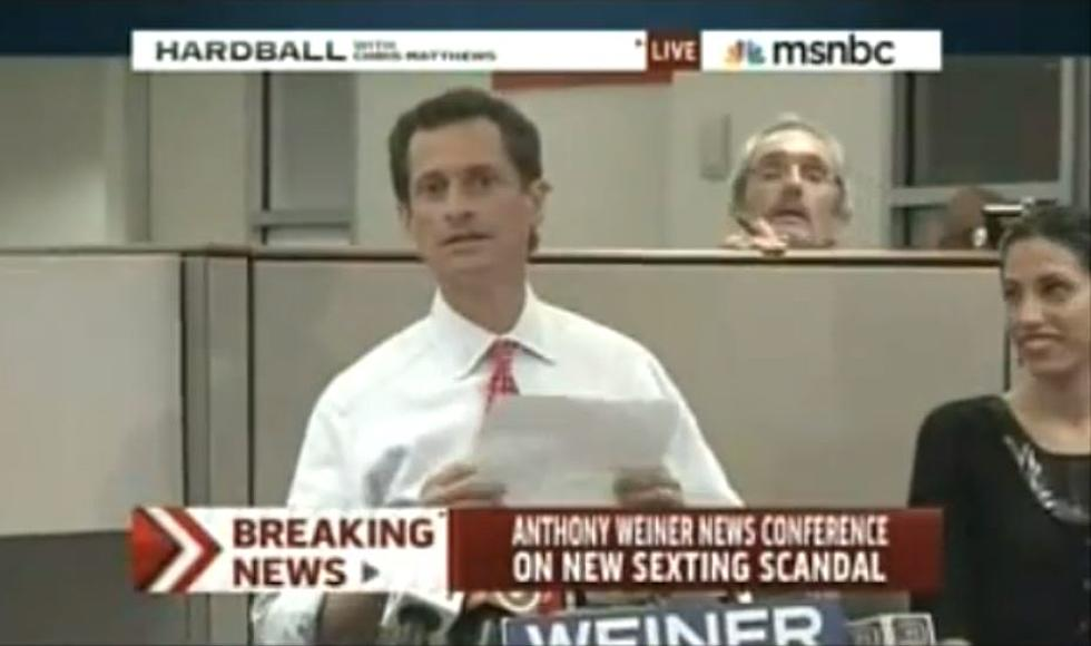 Anybody Else Still Laughing About 'Cubicle Guy' Behind the
