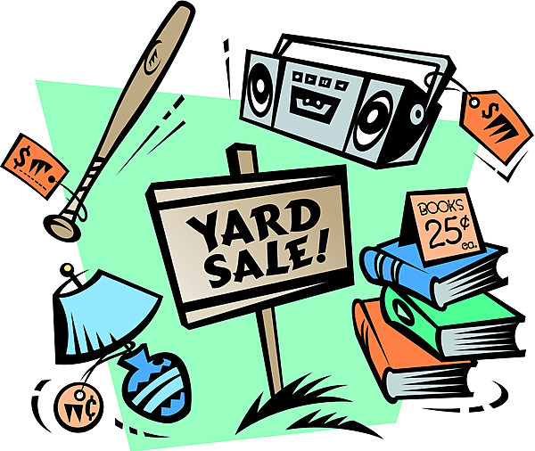 West Richland Benefit Yard Sale is This Weekend!